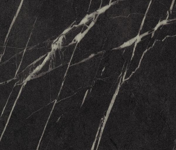 F206 PT Камень Пьетра Гриджиа чёрный (PerfectSense Topmatt с кромкой)