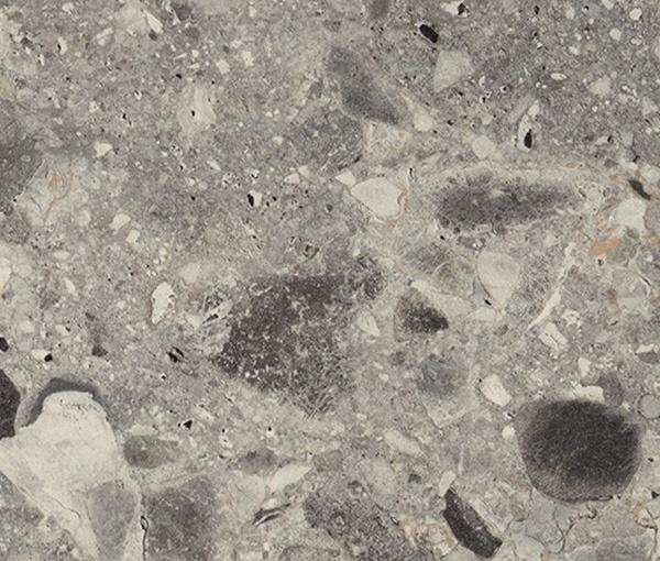 F021 ST75 Терраццо Триест серый (Постформинг)